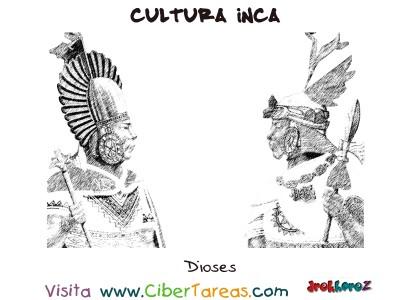 Dioses - Cultura Inca
