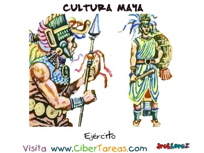 Ejercito - Cultura Maya