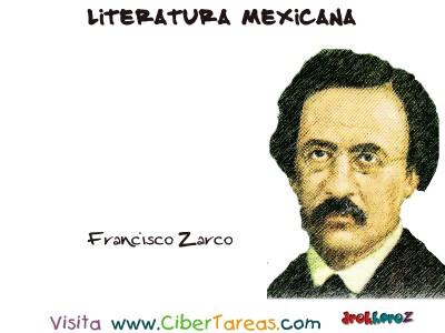 Francisco Zarco- Literatura Mexicana