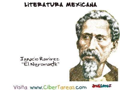 Ignacio Ramirez [El Nigromante] - Literatura Mexicana