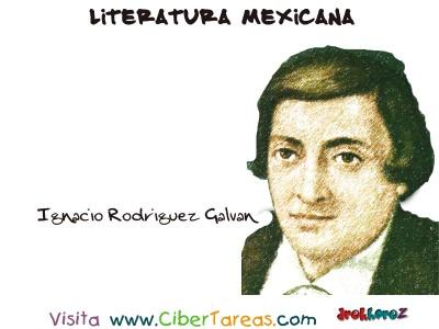 Ignacio Rodriguez Galvan - Literatura Mexicana