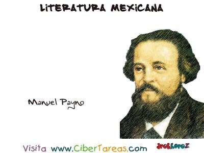 Manuel Payno - Literatura Mexicana