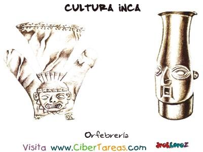 Orfebreria - Cultura Inca
