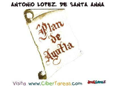 Plan de Ayutla - Santa Anna