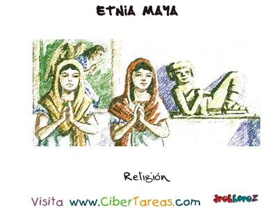 Religion - Etnia Maya