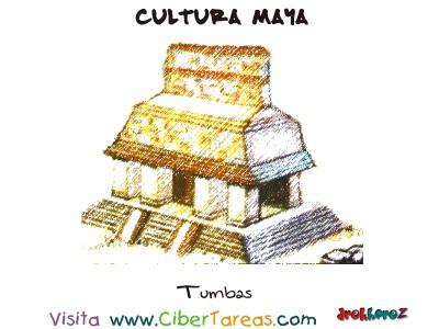 Tumbas - Cultura Maya