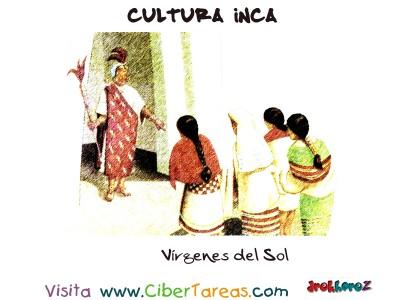 Virgenes del Sol - Cultura Inca