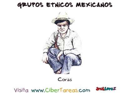 Coras - Grupos Etnicos Mexicanos