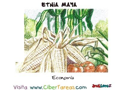 Economia - Etnia Maya