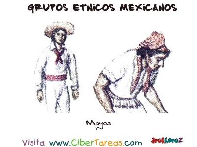 Mayos - Grupos Etnicos Mexicanos