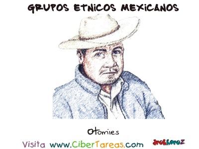 Otomies - Grupos Etnicos Mexicanos