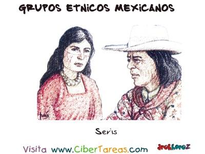 Seris - Grupos Etnicos Mexicanos