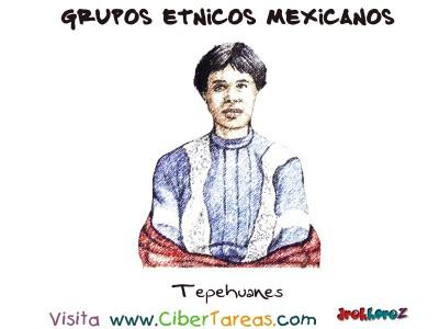 Tepehuanes - Grupos Etnicos Mexicanos