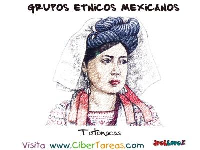 Totonacas - Grupos Etnicos Mexicanos
