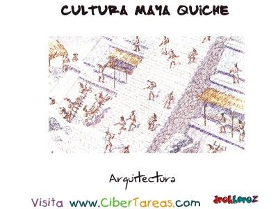 Arquitectura - Cultura Maya Quiche