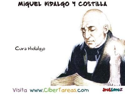 Cura Hidalgo - Miguel Hidalgo y Costilla