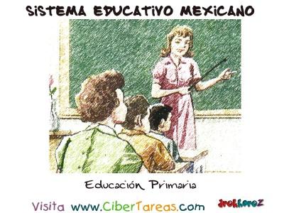 Educacion Primaria - Sistema Eductivo Mexicano