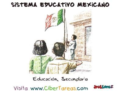Educacion Secundaria - Sistema Eductivo Mexicano