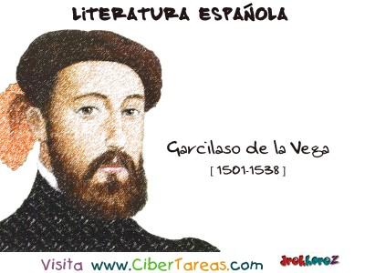 Garcilaso de la Vega - Literatura Española