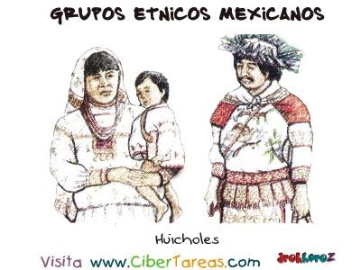 Huicholes - Grupos Etnicos Mexicanos