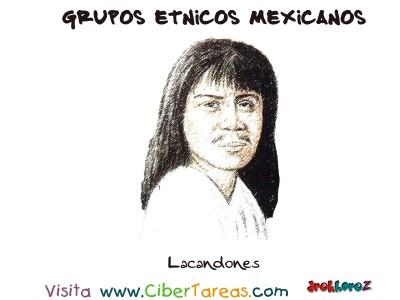 Lacandones - Grupos Etnicos Mexicanos