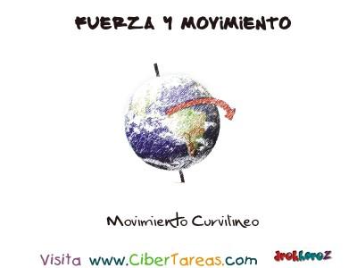 Movimiento Curvilineo - Fuerza y Movimiento
