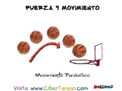 Movimiento Parabolico - Fuerza y Movimiento
