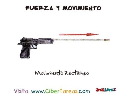 Movimiento Rectilineo - Fuerza y Movimiento