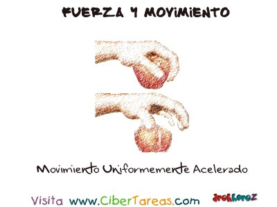 Movimiento Uniformemente Acelerado - Fuerza y Movimiento