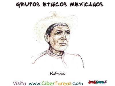 Nahuas - Grupos Etnicos Mexicanos