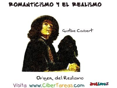 Origen del Realismo - Romanticismo y el Realismo