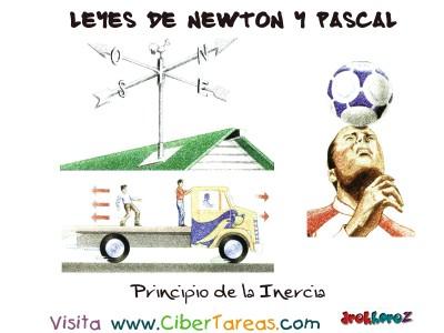 Primera Ley de Newton y el Principio de la Inercia