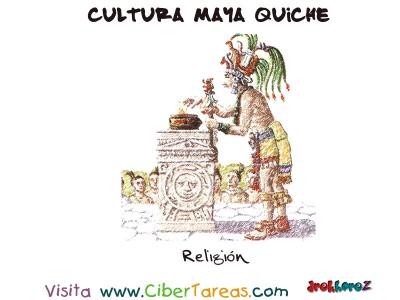 Religion - Cultura Maya Quiche