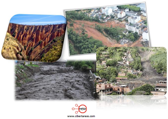 erosion hidrica pluvial geografia