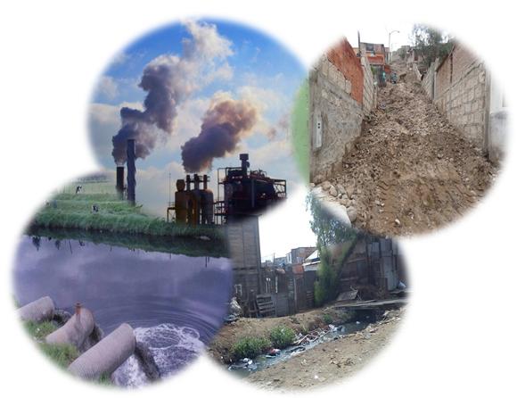 peligro ambiental geografia