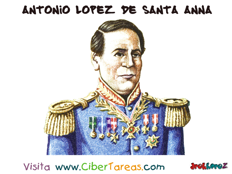 Antonio Lopez de Santa Anna_1