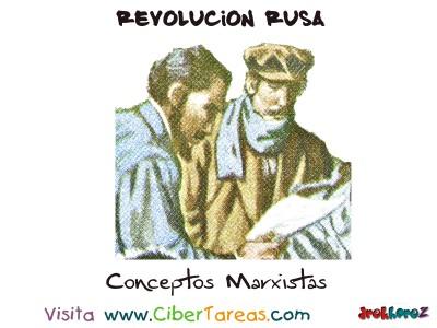 Conceptos Marxistas - Revolucion Rusa
