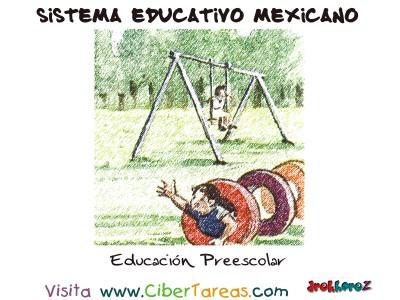 Educacion Preescolar - Sistema Eductivo Mexicano