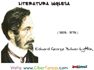 Edward George Bulwer-Lytton - Literatura Inglesa