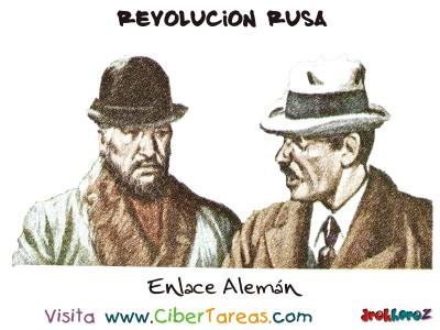 Enlace Aleman - Revolucion Rusa