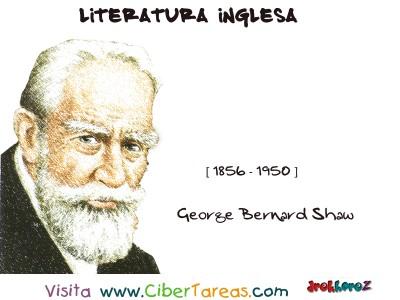 George Bernard Shaw - Literatura Inglesa