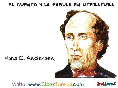 Hans C Andersen - El Cuento y la Fabula en Literatura