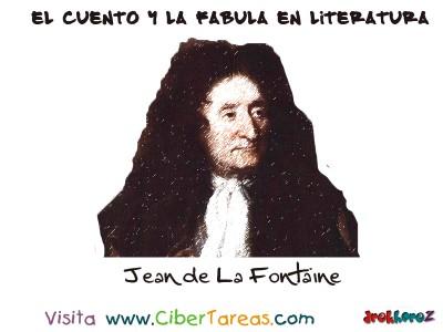 Jean de La Fontaine - El Cuento y la Fabula en Literatura