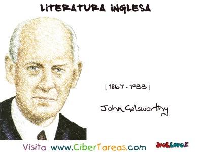 John Galsworthy - Literatura Inglesa