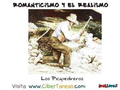 Los Picapedreros - Romanticismo y el Realismo