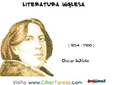 Oscar Wilde - Literatura Inglesa