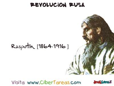 Rasputin - Revolucion Rusa