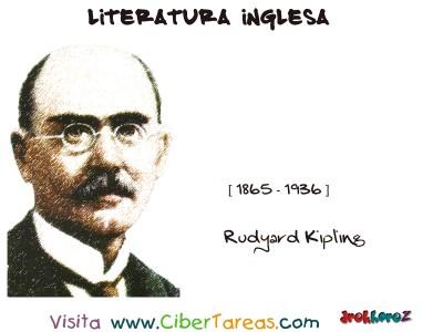 Rudyard Kipling - Literatura Inglesa