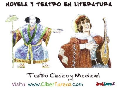 Teatro Clasico y Medieval - Literatura