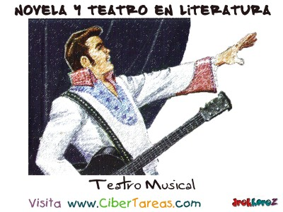 Teatro Musical - Literatura